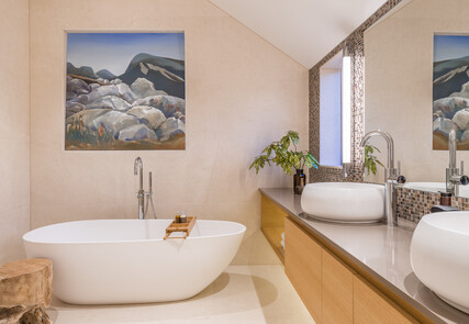 NATURAL SANCTUARY - Bathrooms and interior design, Whitford