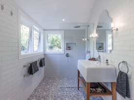 Bathroom Du Bois Design / Photographer Kallan Mac Leod