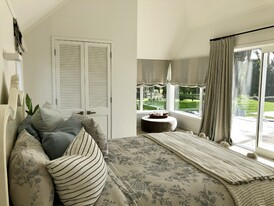 Bedroom designed by Natalie Du Bois
