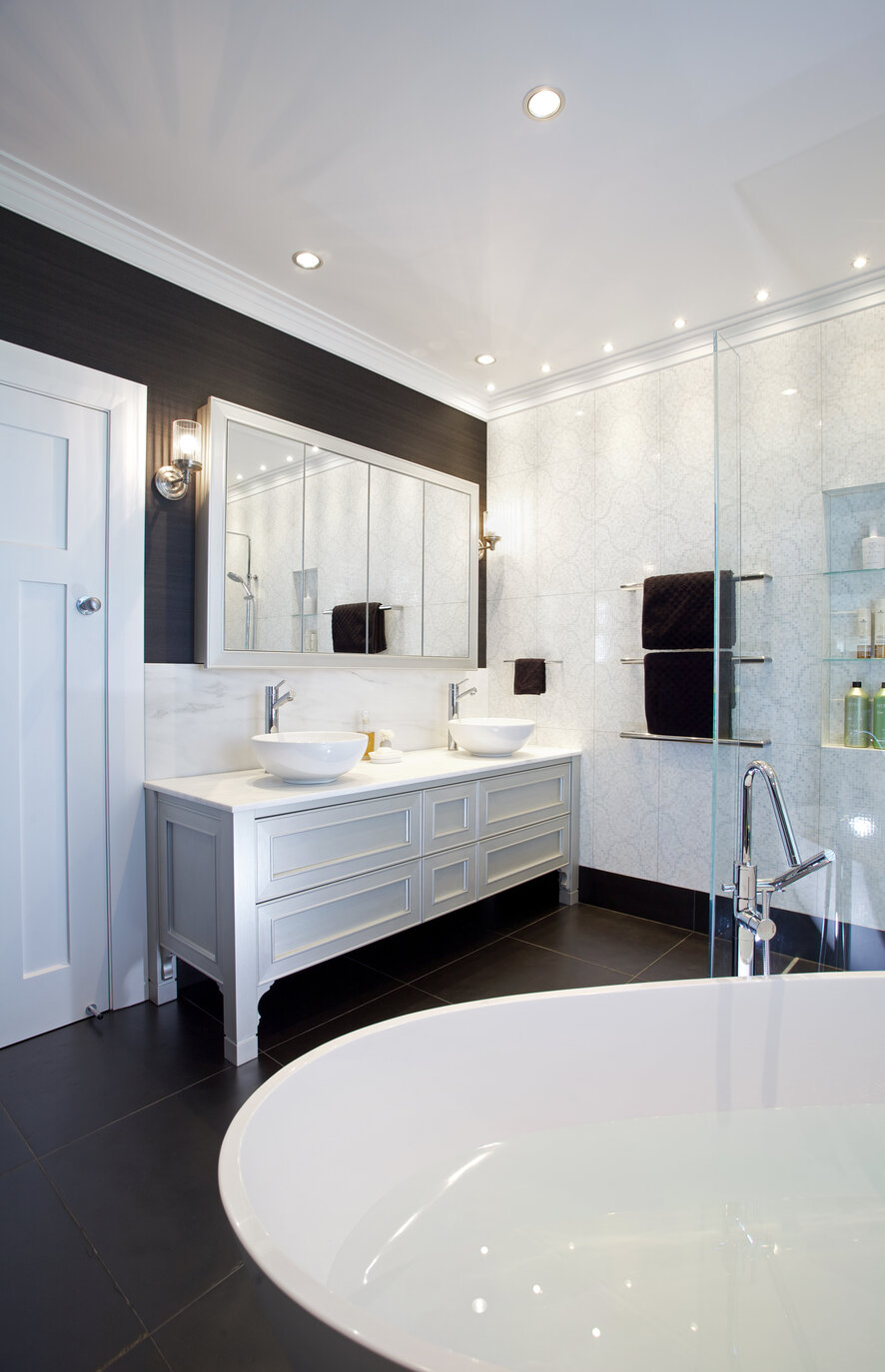 Tranquil Traditional\' Kitchen, Bathroom & Laundry   Remuera   Du ...