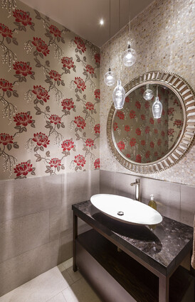 Du Bois Design Bathroom //Photographer Kallan Mac Leod