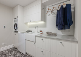 Laundry Design Natalie Du Bois Photo by Kallan Mac Leod